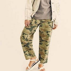 NWT We the Free Remy Camo Pants